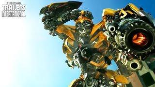 『トランスフォーマー/最後の騎士王』変幻自在のバンブルビー 特別映像