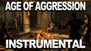Skyrim - Age of Aggression Instrumental by AdvaitNemlekar