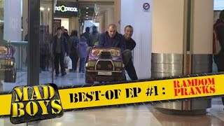 Mad Boys best-of Ep #1: Random Pranks