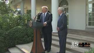 President Trump, Senate Majority Leader McConnell Plea To Forn tlg