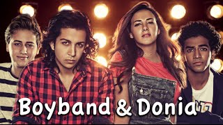 دنيا سمير غانم و بوي باند ـ المصالح | Donia Samir Ghanem ft. Boyband