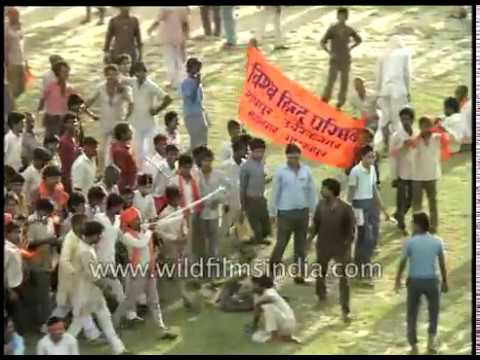 Xxx Mp4 VHP Rally In India Vishwa Hindu Parishad 3gp Sex