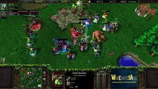 Zhouxixi(NE) vs KnOfF(ORC) - WarCraft 3 Frozen Throne - RN3984