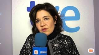 """María Pujalte: """"Los misterios de Laura' acabó con buenos datos, pero ahora toca volver a examinarse"""""""