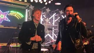 180116 Paul McCartney and Dr Pepper's Jaded Hearts Club Band