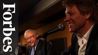 Warren Buffett & Jon Bon Jovi: A Ukulele Duet For Charity | Forbes