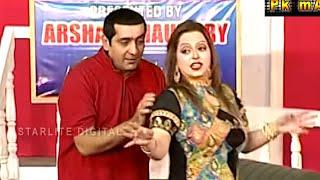 Best Of Amanat Chan and Zafri Khan New Pakistani Punjabi Stage Drama Clip