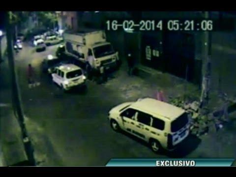 Aparece video del asesinato del hijo del alcalde Carlos Burgos
