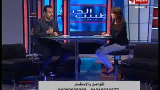 طبيب الحياة - د/ أحمد عبد الله | يوضح سبب أن المرأة اكثر عرضة للسمنة