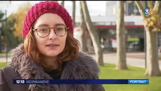 Les Gens d ici - Portrait de Clémentine Le Duey, jeune communiste