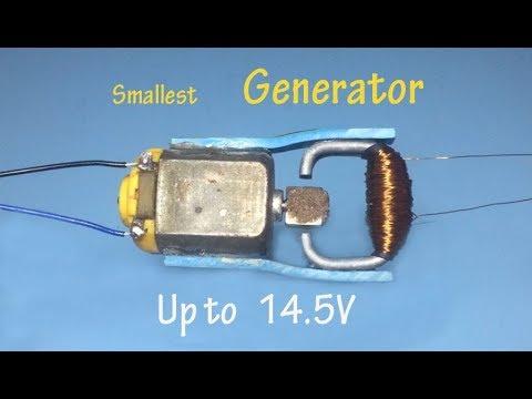 Xxx Mp4 How To Make A Smallest Generator 14 V Generator Homemade Dynamo Up To 14 5V 3gp Sex