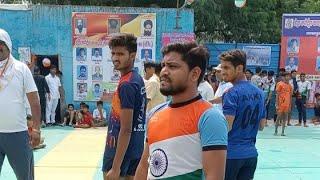 कबड्डी प्रतियोगिता जगतपुर गाँव
