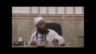 رائعة من الشيخ خالد العبدلي إياك ثم اياك من اللغو.