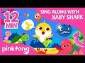 The Shark Dance And More Sing Along With Baby Shark Compilation Pinkfong Songs For Children mp3