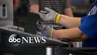 TSA officer arrested for allegedly stealing money from traveler