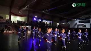 SOLTARE TEAM OLSZTYN - XVIII Mistrzostwa Polski Cheerleaders 2015