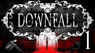 Downfall Remake - Part 1: The Devil Came Through Here (Point-and-Click Horror Game)