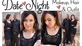 Date Night Makeup, Hair & Outfit! | Makeup Geek