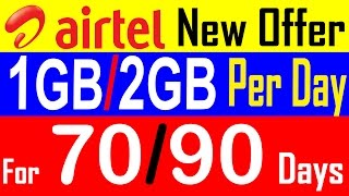 Airtel Counter Jio Dhan Dhana Dhan Offer with Unlimited Calls and Data at Just Rs. 399 | Data Dock