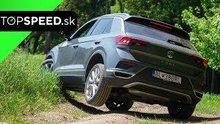 VW T-Roc Sport test -  Maroš ČABÁK TOPSPEED.sk