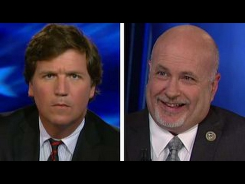 Tucker to Dem Show me evidence of Trump Russia collusion