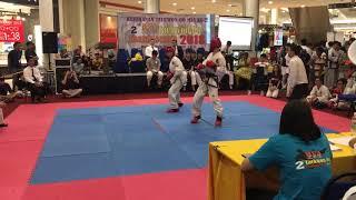 Taekwondo GTF 2018 MFA
