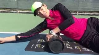 Tennis Coaching Experience with Surina De Beer