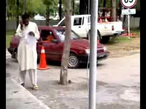 Islamabad driving test