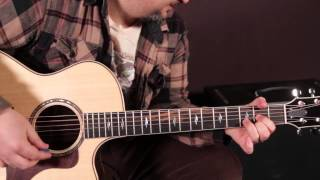 Coldplay Magic How to Play on guitar guitar lesson tutorial Acoustic Songs