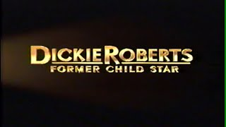 Dickie Roberts - Former Child Star (2003) Trailer (VHS Capture)