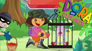 Dora the Explorer Game Movie - Dora And Mermaid Birthday  - Dora the Explorer