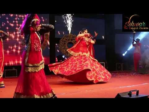 Xxx Mp4 Best Ghoomar Dance Performance In Sangeet Create By Ishwar The Sangeet Creator Team 3gp Sex