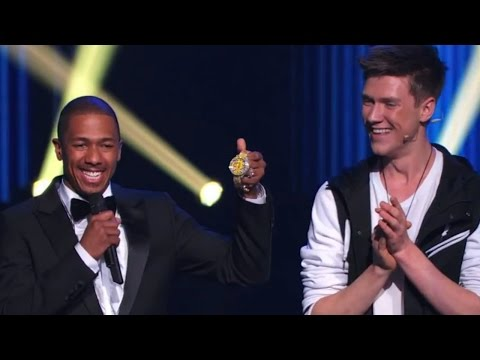 America s Got Talent MAGICIAN SMASHES NICK CANNON S 250 000 WATCH Collins Key