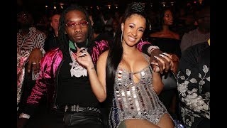 Cardi B And Offset Are Married