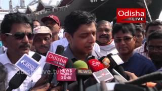 Charchit Mishra -  Director, Gopalpur Port  - Gopalpur Port Inauguration