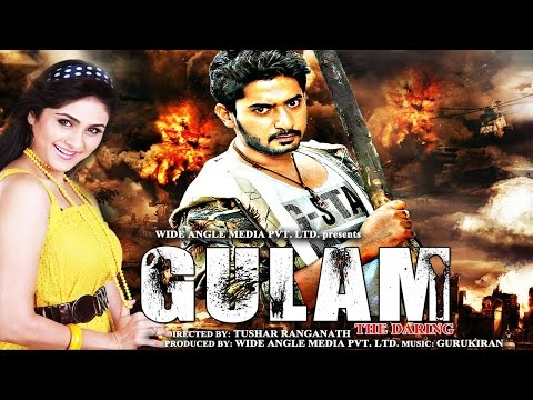 GULAM THE DARING - 2016 -Full South Indian Dubbed Super Action Film - HD Exclusive Latest Movie