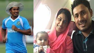 পরিবার নিয়ে দেশ ছাড়ার আগে সাংবাদিকদের একি বললেন আশরাফুল | Mohammad Ashraful | Cricket News