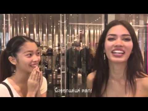 Ticha The Face Thailand x Fanclub