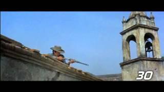 Todas las muertes de Los siete magníficos (1960) (Kill Count)