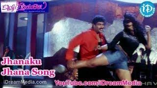 Illalu Priyuralu Movie Songs - Jhanaku Jhana Song - Venu - Divya Unni - Tharakaratna