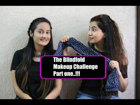 Xxx Mp4 The Blindfold Makeup Challenge Part One 3gp Sex