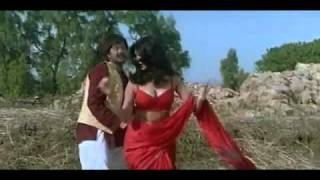 Desi kimi aunty showing cleavage