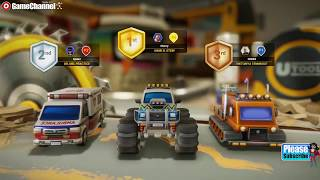 Micro Machines World Series / Action Car Racing / Windows PC Games / Gameplay