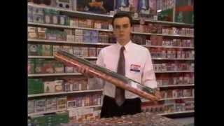 1993 Clinton, Arkansas Wal - Mart Commercial