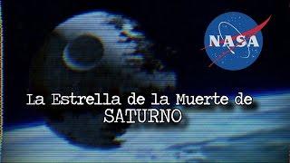 La NASA Capta Estrella de la Muerte en Saturno (Fotografías)
