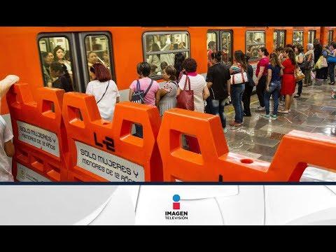 Así se vive el acoso en el Metro de CDMX Noticias con Francisco Zea