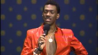 Eddie Murphy - Delirious (Singers Get Pussy) [Live on stage]