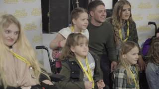 Niall Horan is a Ray of Sunshine for a group of seriously ill children