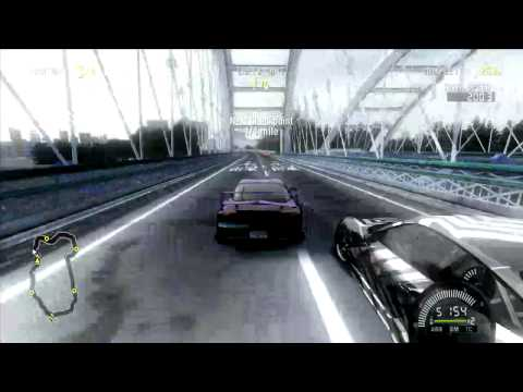 Need For Speed Pro Street Tokyo Expressway Speed Challenge