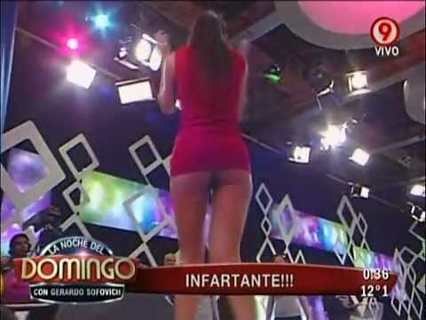Xxx Mp4 Veronica Crespo En La Noche Del Domingo 05 06 2011 3gp Sex